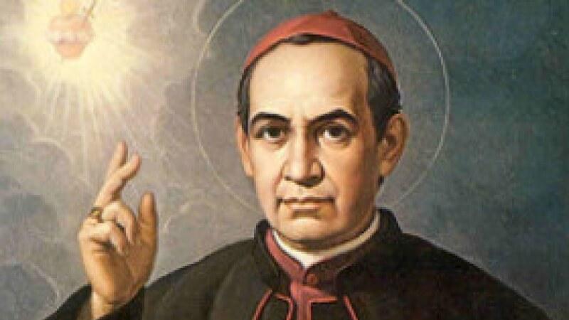 Heiliger Anthony Marie Claret   Quelle: Distrikt Österreich