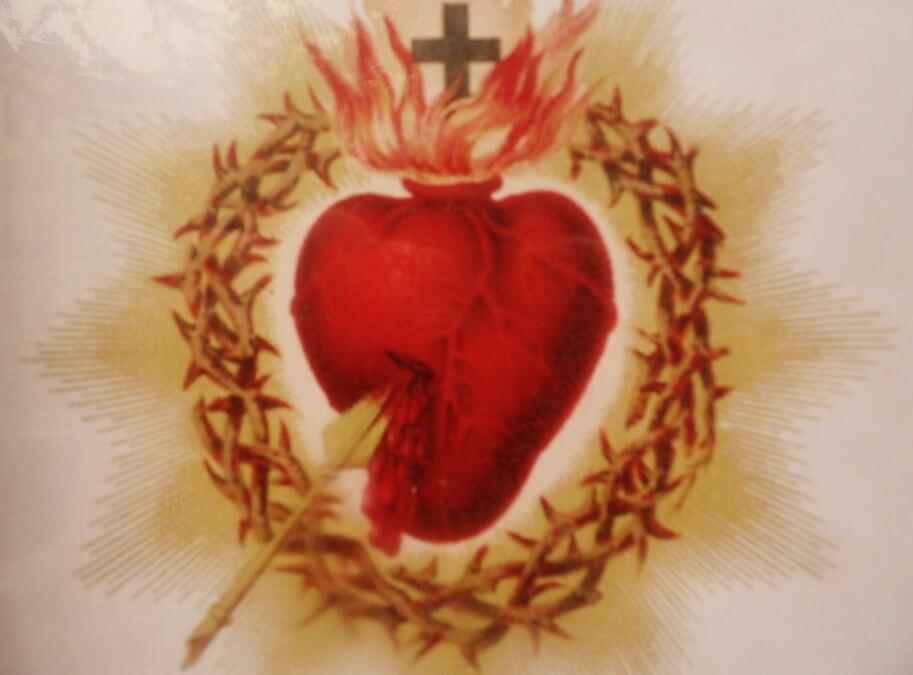 Herz-Jesu-Verehrung